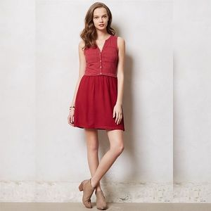 Anthropologie Highway Day Dress